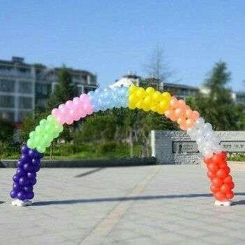 Anillo para arco de globos