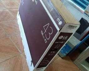 Smart tv led LG full ultra HD 43 pulgadas