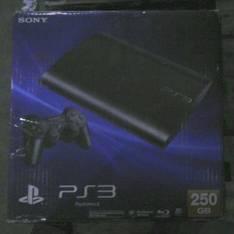 PS3 de 250 gb