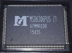Microprocesador MSD6306PUS-Z1