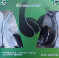 Auricular Ecopower con bluetooth