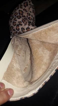 Zapato Damas 35 36 calce