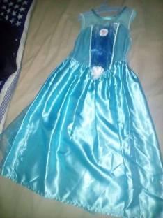 Vestido de Frozen