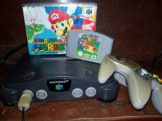 Nintendo 64 Europea
