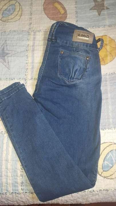 Jeans talle 42 elastizado