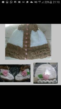 Prendas y accesorios de crochet