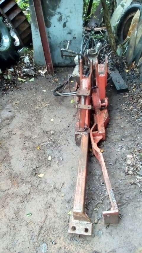 Pala frontal para tractor