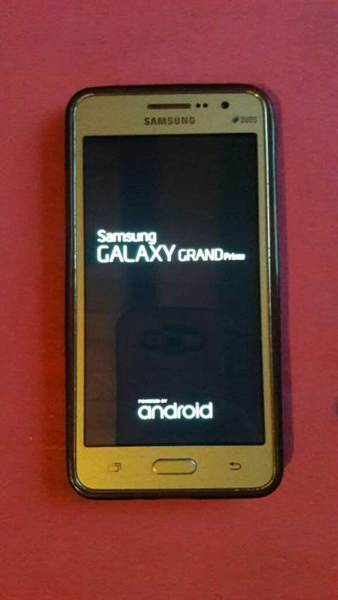 Samsung Galaxy Grand Prime dorado