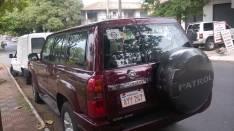 Nissan Patrol 2005 motor diésel