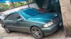Mercedes Benz C280 1994 naftero
