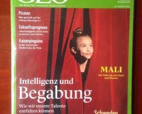 GEO deutsche Ausgabe 3/2014