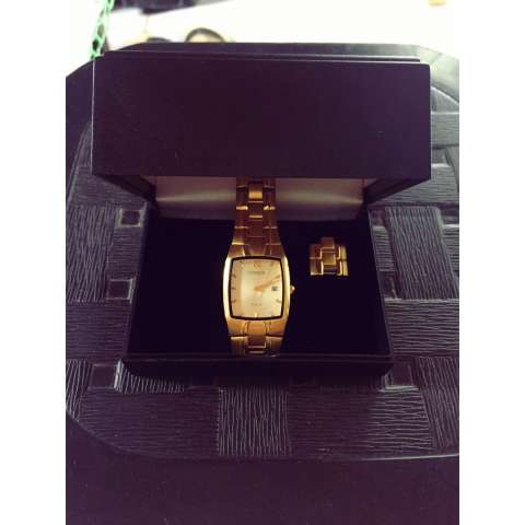 Reloj Citizen bañado en oro