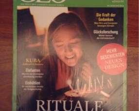 GEO deutsche Ausgabe 1/2014