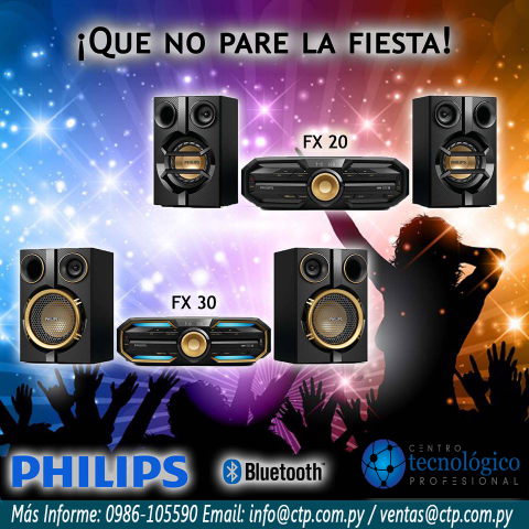 Mini componente PHILIPS