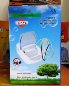 Nebulizador Tokyo con garantía NGO con factura legal
