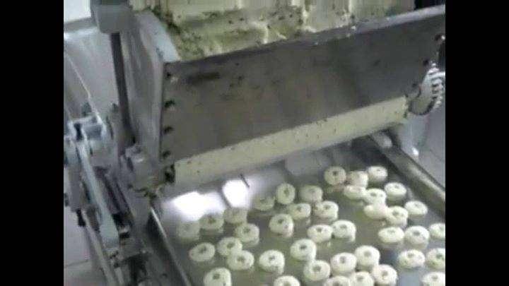 Máquina para hacer chipitas galletitas alfajores