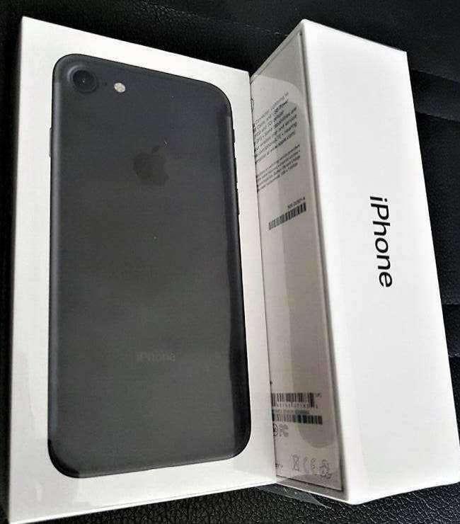 IPhone 7 de 32 gb nuevos en caja - 0
