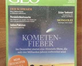 GEO deutsche Ausgabe 12/2013