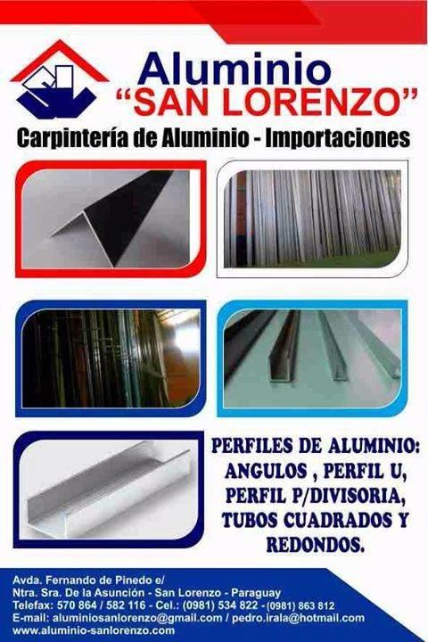 Perfiles de aluminio aluminio - Perfiles de aluminio para muebles ...