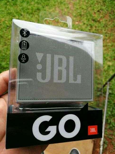 Parlante Portátil JBL GO