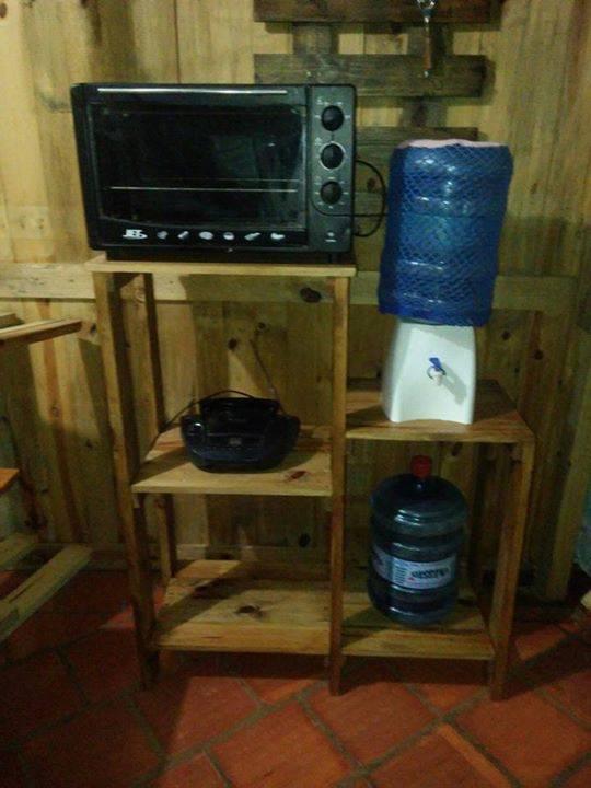 Mueble para cocina ana for Mueble cocina 7 segundos