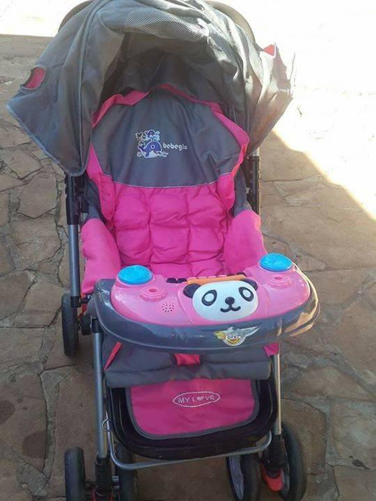 Carrito con todos sus accesorios y andador marcial - Carrito andador bebe ...