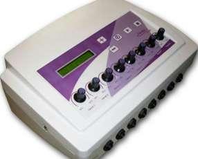 Electroestimulador de 8 canales