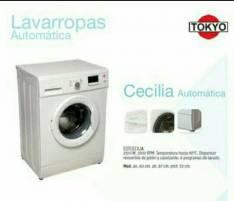 Lavarropa automatica tokyo Cecilia de 6 kilos