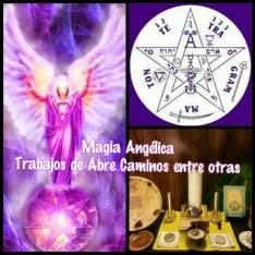 Trabajos de Magia con ángeles y Tarot, Runas
