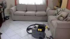 Limpieza de tapizados en general