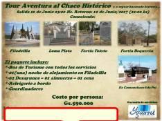 Turismo al Chaco