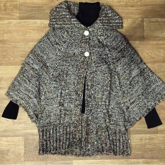 Saco de lana argentino