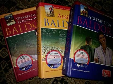 Libros Baldor