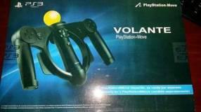 Volante kit move para ps3
