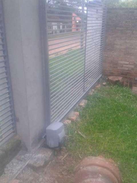 Automatización de portón