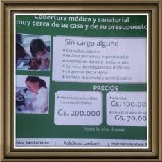 Cobertura Medica - Pre.Pago