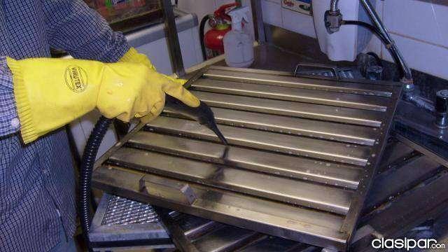 Limpieza y mantenimiento de ductos - 1