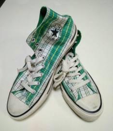 Champion Converse con caño calce 41