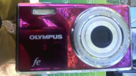Cámara fotográfica Olympus fe 4000