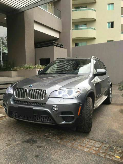 BMW X5 2013 motor turbo diésel