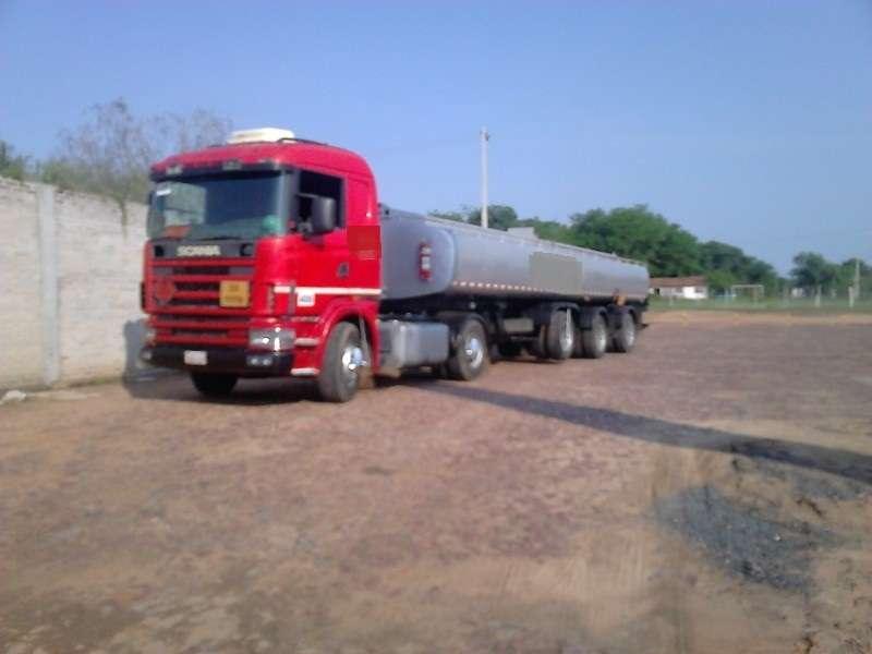 Scania 124 400 tanque 35.000 litros - 0