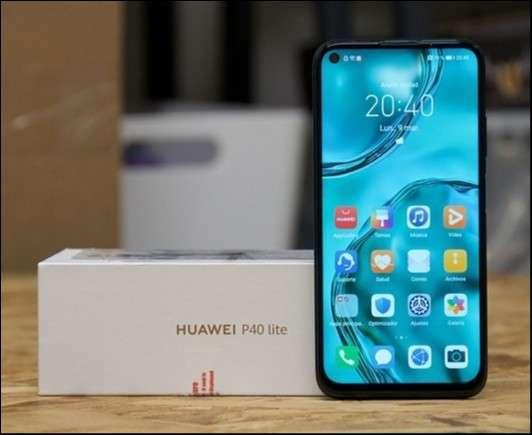 Huawei P40 LIte 128gb nuevo lacrado - 0