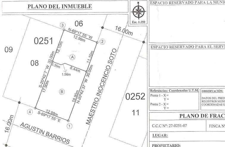 Casa en esquina en Luque 4to Barrio - 8