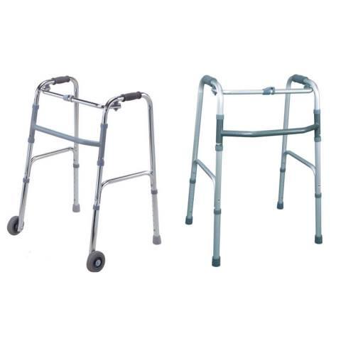 Aandadores con ruedas y sin ruedas