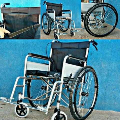 Silla de ruedas Standar Sanitaria