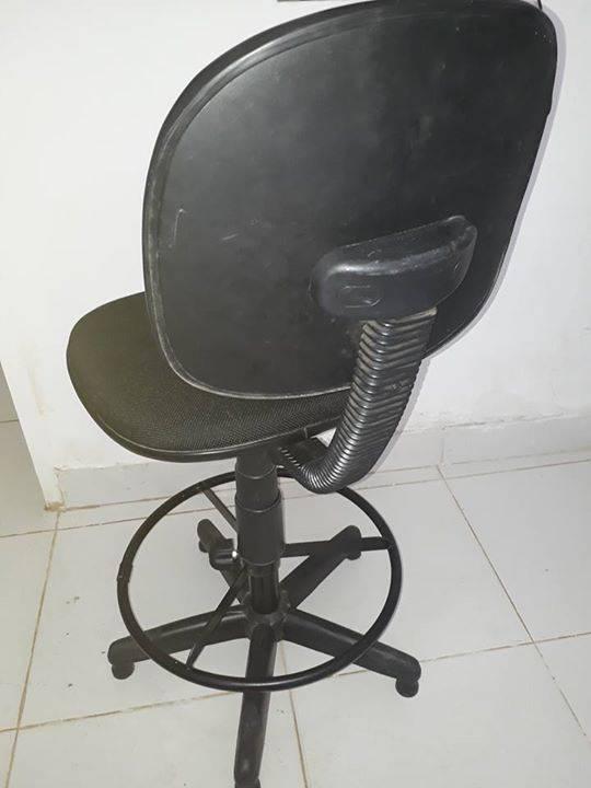 Silla para oficina martin for Muebles de oficina quilmes andres baranda