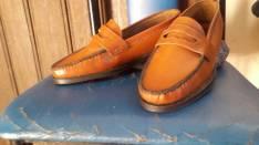 Zapato para hombre de cuero