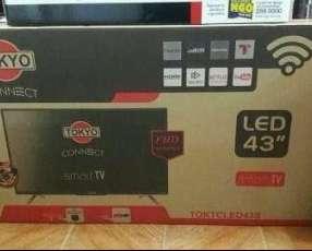 TV LED Smart full HD Tokyo 43 pulgadas