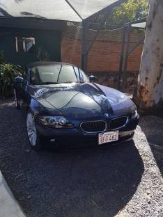Bmw z4 2003 impecable