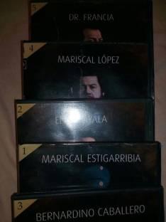 Discos de nuestra historia paraguaya